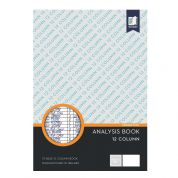 Standard Analysis Book 12 Columns